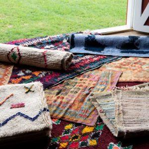 Hand Crafted Rugs(satranji)